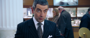 Also, there's a Rowan Atkinson cameo.  Truly a special Christmas gift.