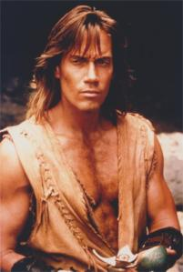 Yeah. THIS Kevin Sorbo.