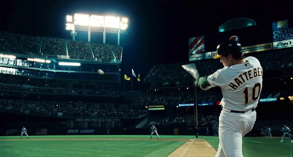 """Moneyball (2011): """"What are you really worth?"""" 
