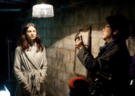 """""""Uncle Charlie, why is there an acclaimed Korean filmmaker in our basement?"""""""