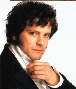 Oh, Mr. Darcy, you sly dog.