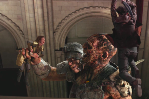 Men saving women? Good thing this isn't a Tuesday Zone article, am I right?