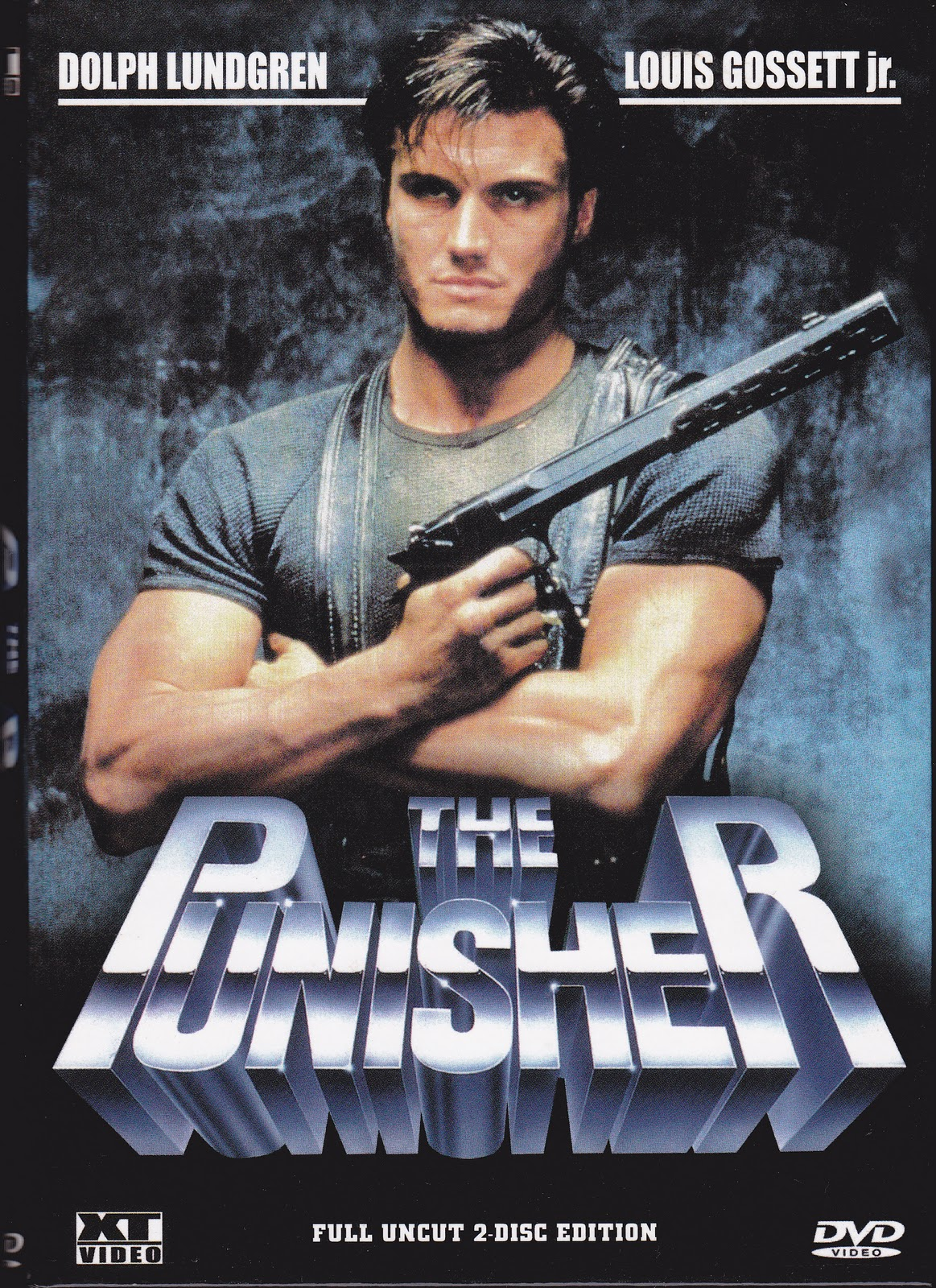 The Punisher Movie 1989 80 s movie with the most