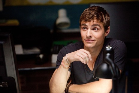 Taking after his brother, Dave Franco is good at being smug.