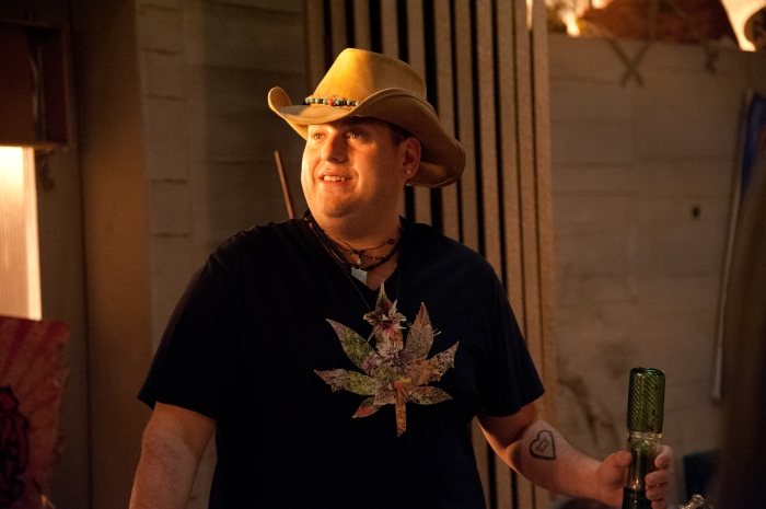 Jonah Hill as Jonah Hill as Woody Harrelson.