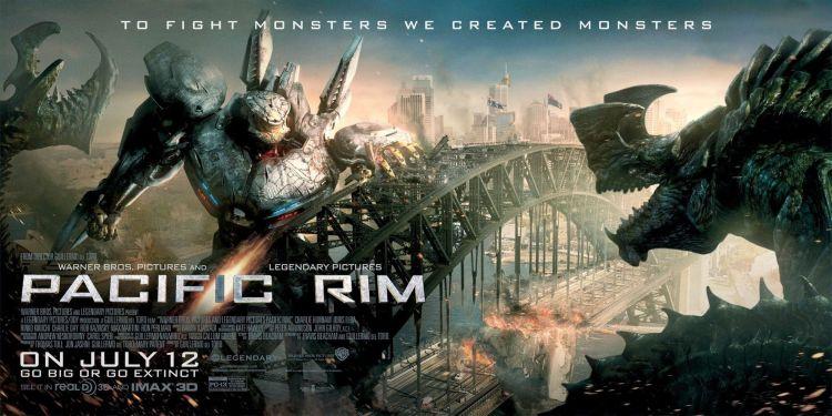 Pacific Rim poster wide