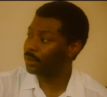 Just like Martin Luther King, Jr.'s 'stache.  But in all seriousness, this was one of my favorite performances in the whole movie.