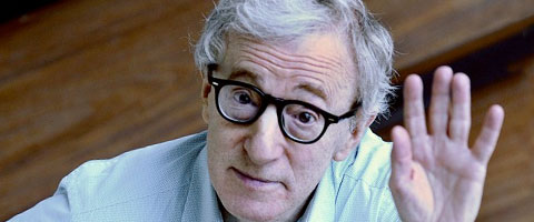 """""""Don't worry, guys. I got this."""" - Actual Woody Allen quote about writing."""