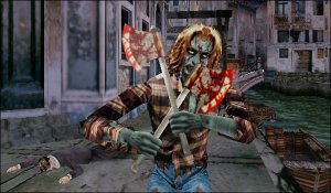 The graphics are still better than the effects used in Uwe Bolls movie