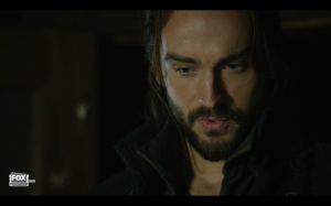 Here's more Tom Mison. Because.