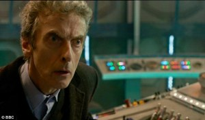 Oh, and Peter Capaldi showed up in time to leave no impression.  I guess we'll find out how he is next year.