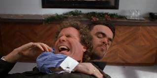 Unless you're Peter Dinklage, in which case it is a time to choke-slam Will Ferrell.
