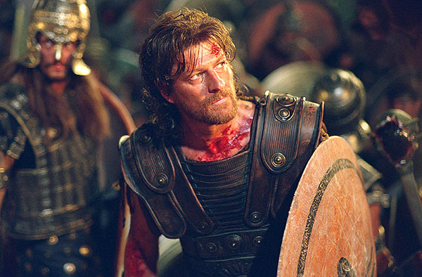Sean Bean did do a really good job as Odysseus, though.