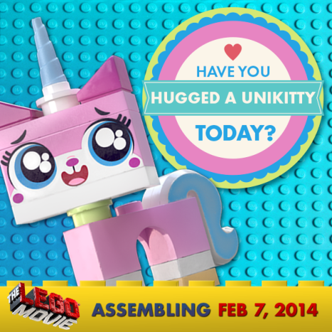 Ugh, and Unikitty is just adorable. Source