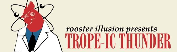 Trope-ic Thunder Banner