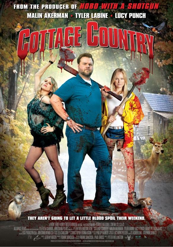 Cottage Country / Вилна страна (2013)
