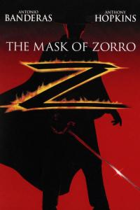 Mask Of Zorro poster