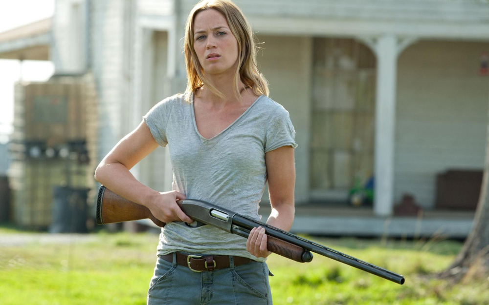 Showing Gallery For Emily Blunt Edge Of Tomorrow WorkoutEmily Blunt Edge Of Tomorrow Workout