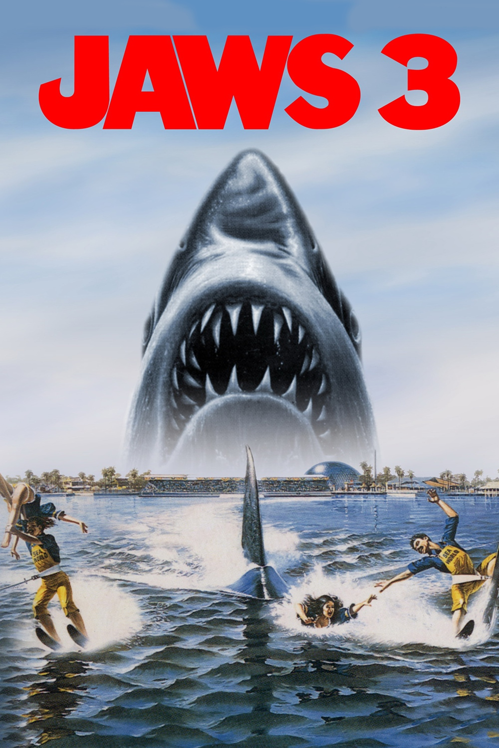 """SciFridays: """"Jaws 3"""" (1983) 
