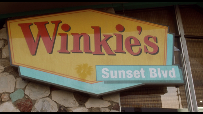 Surely nothing bad can happen at a place called Winkie's, right?