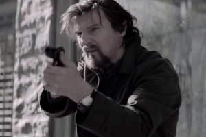 Universal Pictures I am also wholeheartedly in favor of Liam Neeson's facial hair.