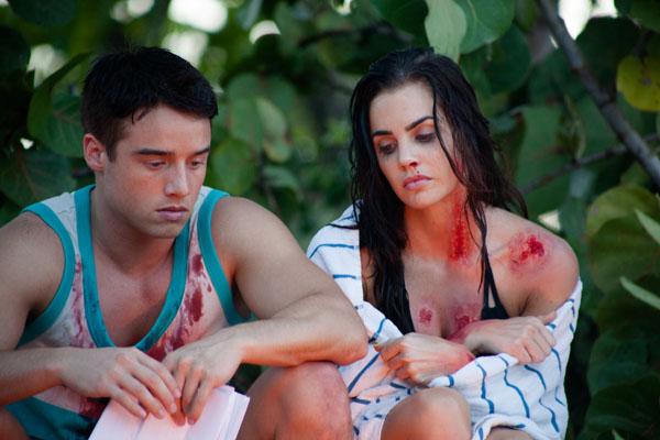 "FILM002  ""Flesh eating bacteria is the WORST STD"""