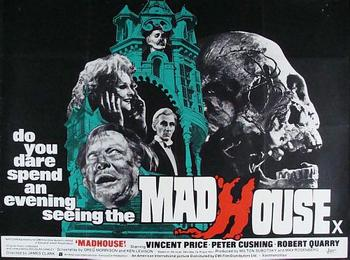 Madhouse (1974) | Journeys in Classic Film