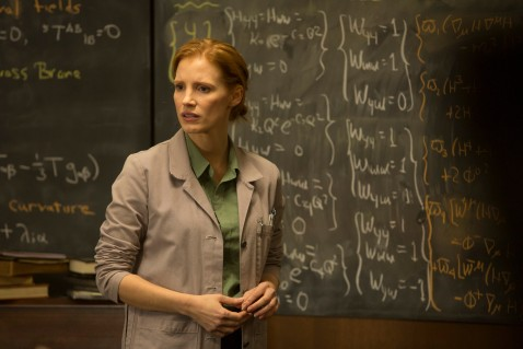 Warner Bros. Although, gosh, your daughter grows up to be Jessica Chastain. Can't really feel bad about that.