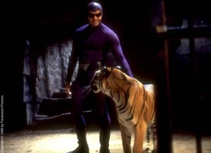 Paramount Pictures 9 out of 10 tigers agree this guy is just the best.