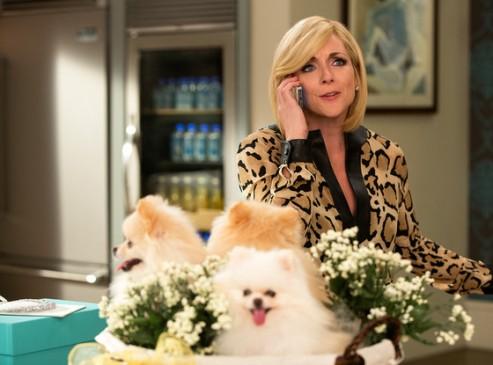 Netflix Although, to be fair, Jane Krakowski makes a convincing rich person.