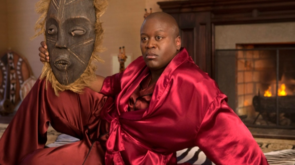 Netflix Titus Andromedon. Sorry, I just had to do it again.