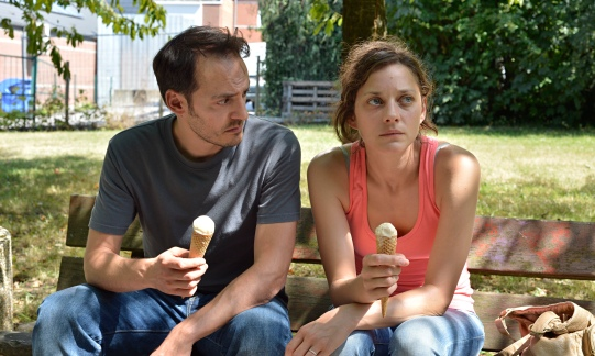 Les Films du Fleuve Ice cream is an important facet of life.