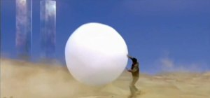 Everyman Films & Incorporated Television CompanyOr a meteorological balloons.