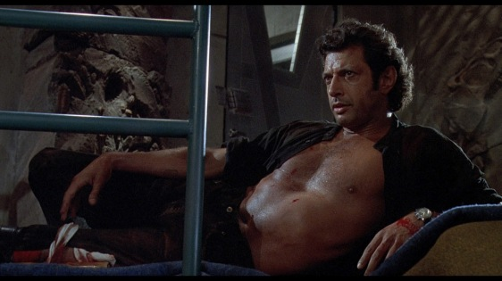 Universal Studios Don't worry, Jeff Goldblum, you're gonna be just fine.