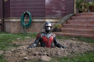 Marvel Studios This film is grounded. Get it? He's in the ground haha. Thanks for reading, everyone!