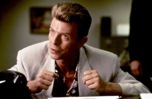 New Line Cinema, CiBy 2000, & Twin Peaks ProductionsFurther, is David Bowie with a southern accent?