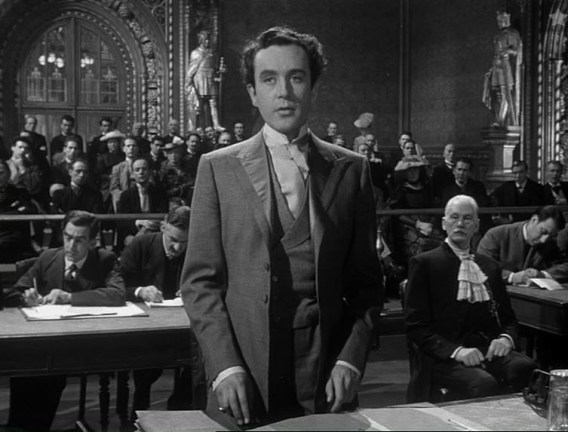 Image result for kind hearts and coronets dennis price