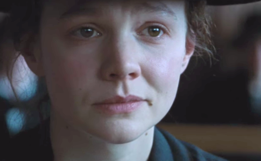Film4 A close-up of Carey Mulligan is not an inherently bad thing.
