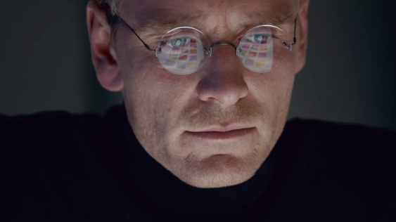 Universal Studios Although now that I've said it, I would like to see Fassbender as Steve Jobs as a Bond villain.