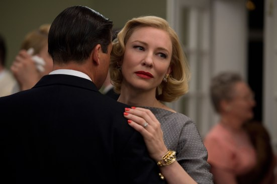 Film4 Wait, no, wait. As always, Cate Blanchett's hair steals the show.