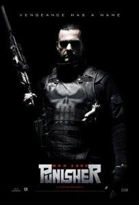 punisher war zone poster