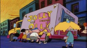 hey arnold ice cream truck