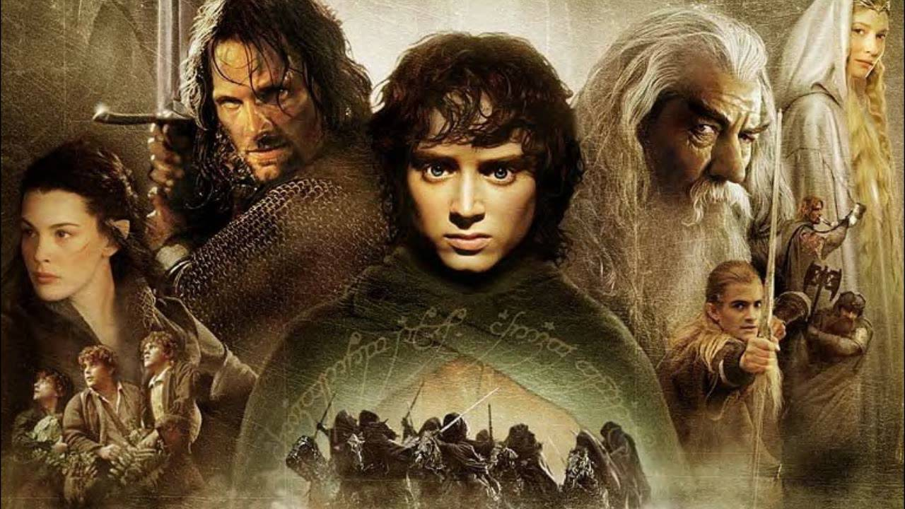 Image result for The Lord of the Rings: The Fellowship of the Ring (2001)- Movie- August1st