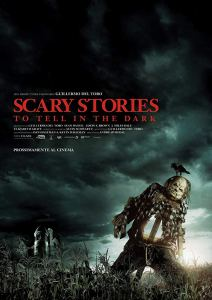 scary stories poster